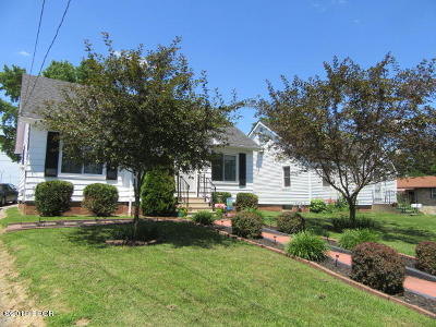 Mt. Vernon Single Family Home For Sale: 2528 College