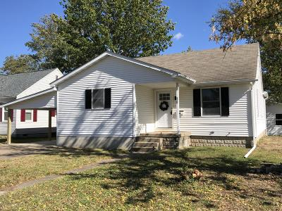 Marion Single Family Home For Sale: 303 S 3rd Street