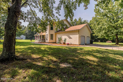 Marion Single Family Home For Sale: 1908 Calico Road
