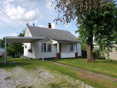 Anna Single Family Home For Sale: 305 Oak Street
