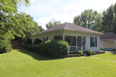West Frankfort Single Family Home For Sale: 804 E Elm Street