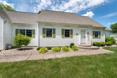 Marion Single Family Home For Sale: 1700 Oakshire Road