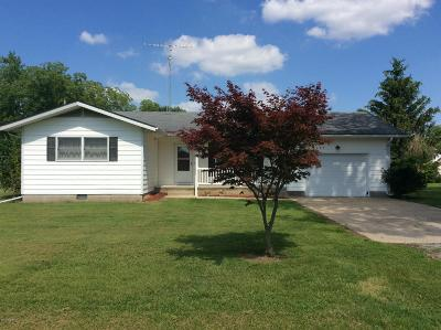 Hamilton County Single Family Home For Sale: 105 S 6th Street
