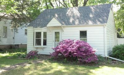 Carbondale Single Family Home For Sale: 708 N James Street