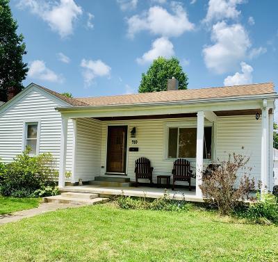 Williamson County Single Family Home Active Contingent: 910 S Virginia Avenue