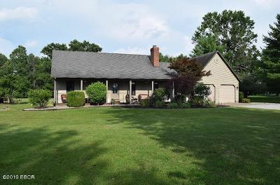 Williamson County Single Family Home Active Contingent: 11588 Strawberry Road