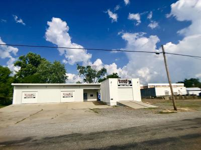 Benton Commercial For Sale: 106 N Frisco Street