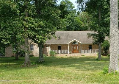 Hamilton County Single Family Home Active Contingent: 17771 County Road 75 East