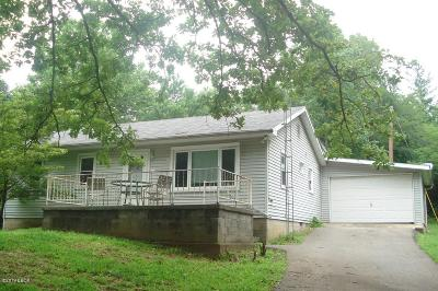 Carbondale Single Family Home For Sale: 269 Widdows Lane