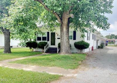 Williamson County Single Family Home For Sale: 802 E Carter Street