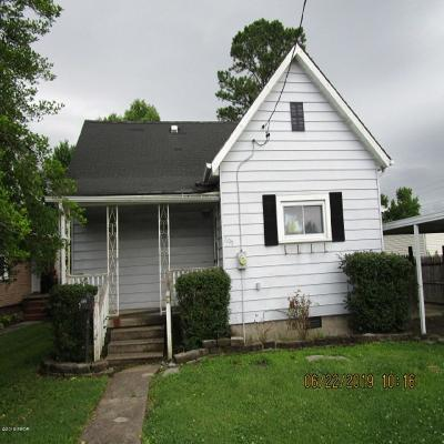 Williamson County Single Family Home For Sale: 605 W Cherry Street