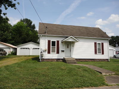 Johnston City Single Family Home Active Contingent: 1109 Follis Avenue