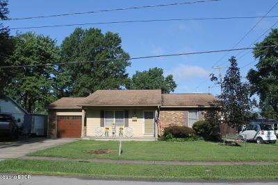 Williamson County Single Family Home For Sale: 1014 N Monroe Street