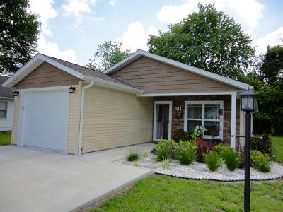 Marion Single Family Home Active Contingent: 811 W Lexington Street
