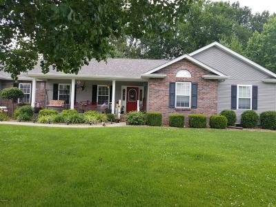 Herrin Single Family Home For Sale: 505 Legacy Drive