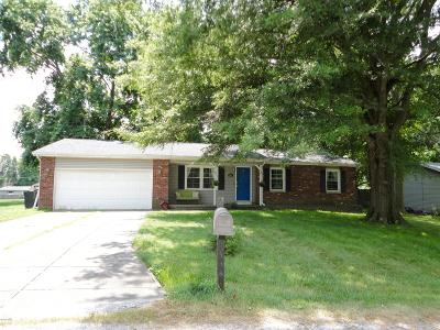 Herrin Single Family Home For Sale: 865 Stardust Drive