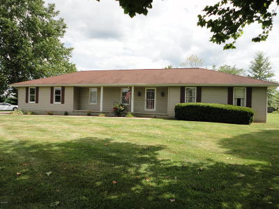 Marion Single Family Home For Sale: 1709 Broeking Road