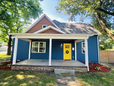Marion Single Family Home For Sale: 303 W Boulevard Street