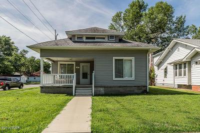 Saline County Single Family Home For Sale: 103 W Ogara Street