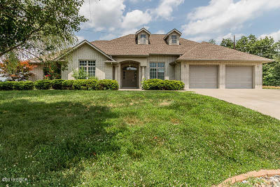 Williamson County Single Family Home For Sale: 2702 Turnberry Drive