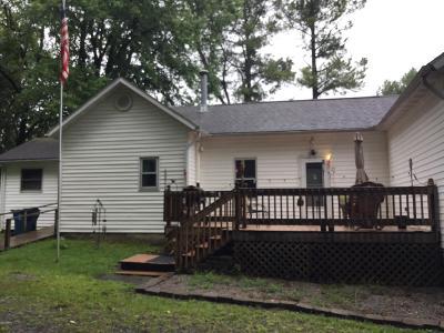 Jonesboro Single Family Home For Sale: 208 S Pecan Street