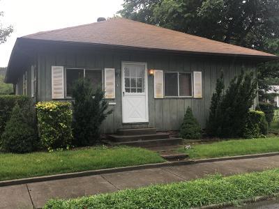 Murphysboro IL Single Family Home For Sale: $39,999