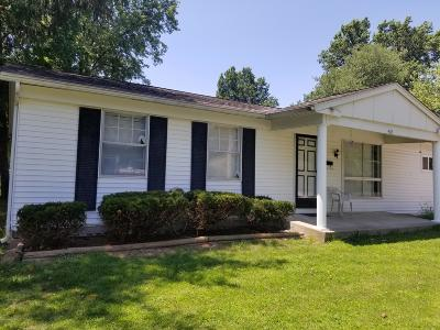 Williamson County Single Family Home For Sale: 407 N 7th Street