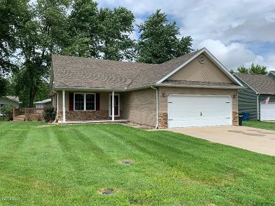 Carterville Single Family Home For Sale: 914 Executive Drive