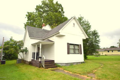 Herrin Single Family Home For Sale: 104 S 11th Street