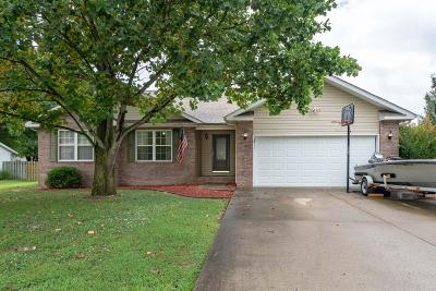 Herrin Single Family Home For Sale: 3024 Hickory Ridge Drive
