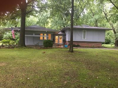 Carbondale Single Family Home For Sale: 128 N Parrish Rd Lane