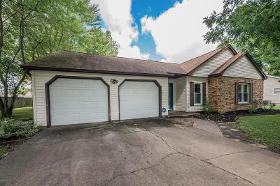 Marion Single Family Home For Sale: 1302 Laura Lane Lane
