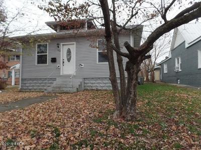 Marion Single Family Home For Sale: 102 N Vicksburg Street