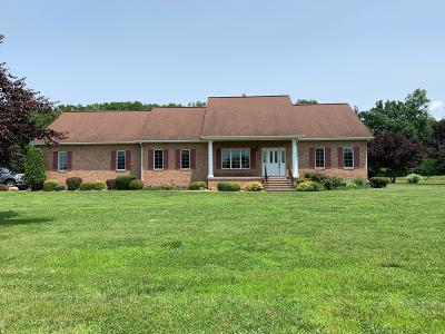 Benton Single Family Home For Sale: 12196 State Route 37