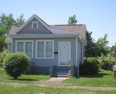Metropolis IL Single Family Home For Sale: $69,900
