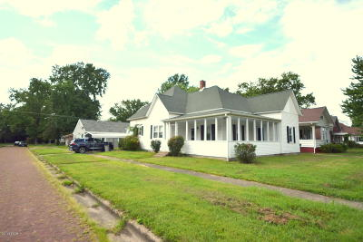 Herrin Single Family Home For Sale: 801 N 12th Street