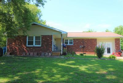 Carterville Single Family Home Active Contingent: 1010 Jeffrey Drive