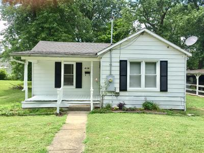 Carterville Single Family Home For Sale: 413 S Jackson Street