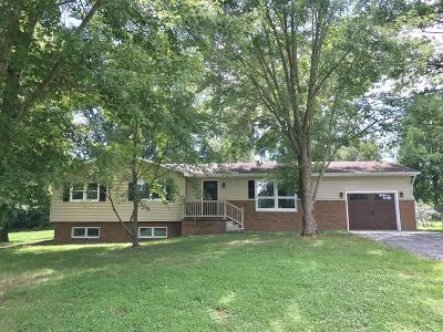 Marion Single Family Home For Sale: 12567 Blackberry Hills Lane
