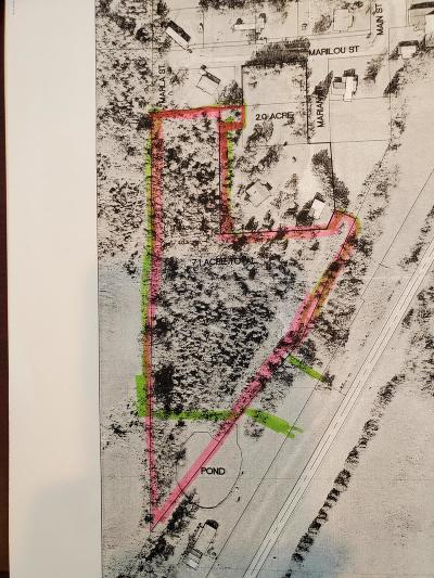 Pope County Residential Lots & Land For Sale: S State Rt 145