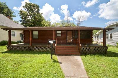 Murphysboro Single Family Home For Sale: 1917 Minton Street