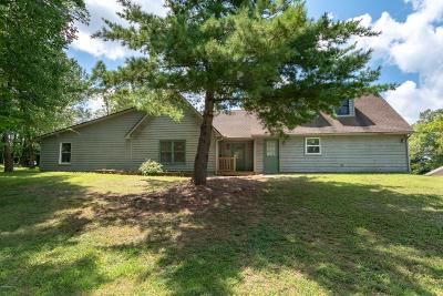 Creal Springs IL Single Family Home For Sale: $120,000