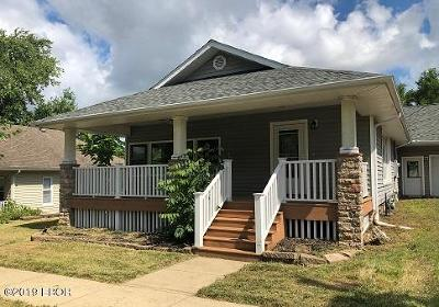 Carterville Single Family Home For Sale: 614 E Illinois Avenue