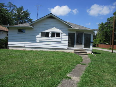Benton Single Family Home For Sale: 813 N Commercial Street