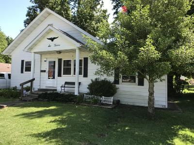 Herrin Single Family Home For Sale: 612 N 17th Street