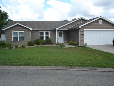 Carbondale Single Family Home For Sale: 2011 Creekwood