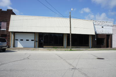 Metropolis Commercial For Sale: 210 W 7th Street