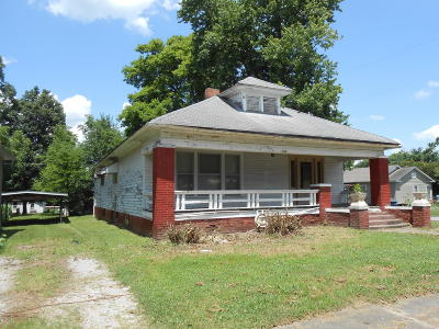 Saline County Single Family Home For Sale: 200 W Park Street