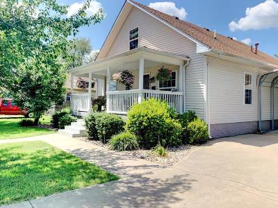 Marion Single Family Home For Sale: 1406 W Cherry Street