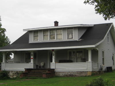 Hardin County Single Family Home For Sale: 316 Mill Street